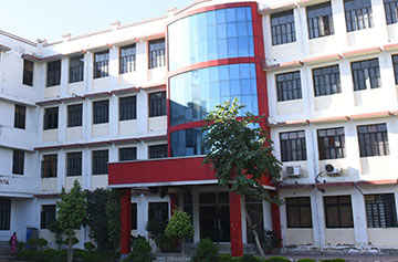 Girls College Campus BSC College in Jaipur Rajasthan