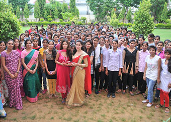 Rawat Girls College in jaipur, Rajasthan college photo gallery