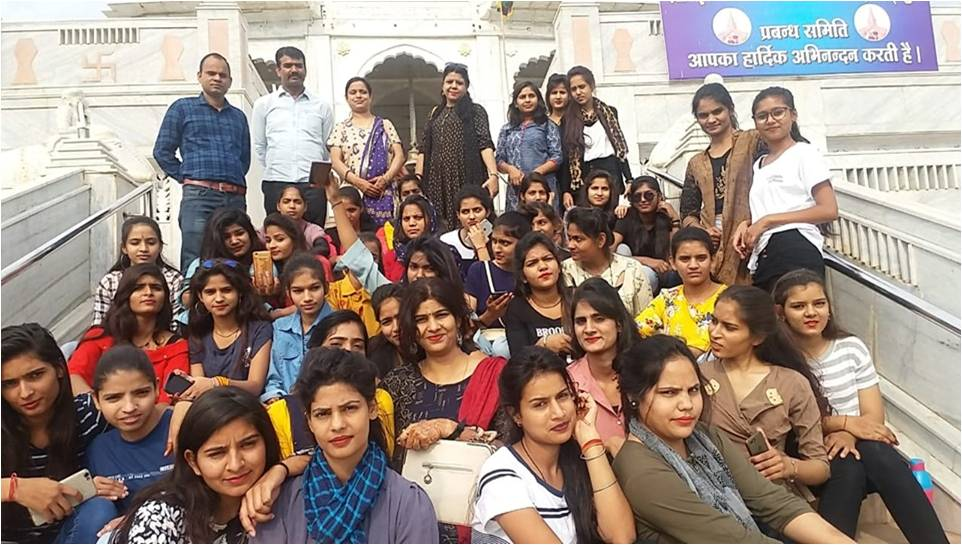 Girls College in jaipur, Rajasthan